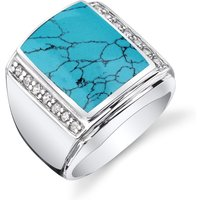 Men's Aston Ring in Sterling Silver