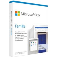 Microsoft 365 Famille (physique ? FPP)