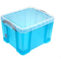 Really Useful Box 35 Litre, Bright Blue