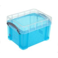 Really Useful Box 3 Litre, Bright Blue