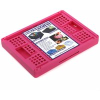 Really Useful Folding Box 32 Litre, Pink