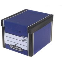 Click to view product details and reviews for Bankers Box By Fellowes Premium 726 Tall Storage Boxes With Presto Blue.