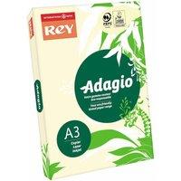 Adagio Copier Paper A3 80gsm Ream, Ivory