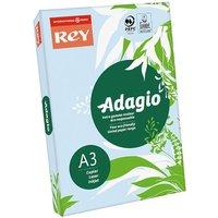 Adagio Copier Paper A3 80gsm Ream, Blue