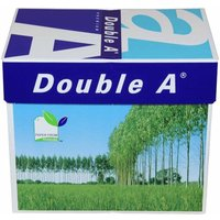 Double A Premium Paper 80gsm A4 Pack of 5, 80gsm