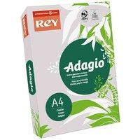 Adagio Colour Selection Card A4 160gsm 250 Sheets, Grey
