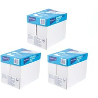 Ryman Select Copy Ream of Paper A4 80gsm 500 Sheets Pack of 15