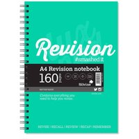 Click to view product details and reviews for Silvine Revision Notebook A4 160 Pages.