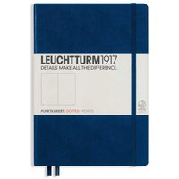 Click to view product details and reviews for Leuchtturm1917 Notebook Dotted A5 Navy.