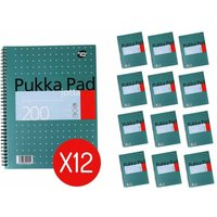 Image of Pukka Metallic Jotta 200 Page A4 Pack of 12