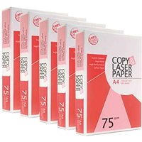 Copy Laser Paper A4 75gsm Box of 5 Reams