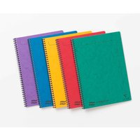 Europa Notemaker Notebooks Bold A4 120 Page Pack Of 10, Asstd Bold