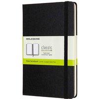 Moleskine Classic Notebook Hardcover Medium Plain Black