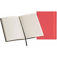 Legami My Notebook Medium Lined, Coral