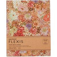 Image of Paperblanks Floral Kikka Flexi Notebook Ultra