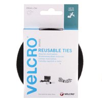 Click to view product details and reviews for Velcro Brand Cable Manager Reusable Tape 10mm X 5m Black.