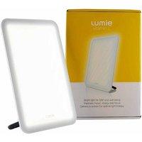 Lumie Vitamin L SAD Slim Energy Light  White