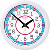 EasyRead Time Teaching Wall Clock 24 Hour 29cm