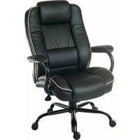 Teknik Office Goliath Duo Heavy Duty Executive Chair, Black