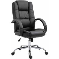 Anglezarke Executive Ergonomic Office Chair, Black