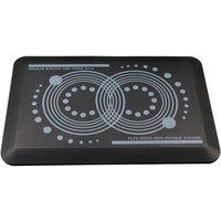 Floortex AFS-TEX System 2000 Anti-Fatigue Mat 50 x 80cm, Black