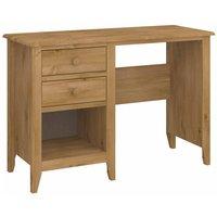 Steens Heston Pine Vanity Table Desk, Pine