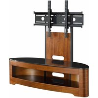 Jual Florence Cantilever TV Stand  Walnut