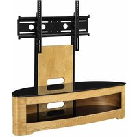 Jual Florence Cantilever TV Stand, Oak