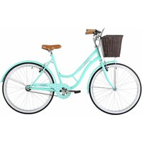 Barracuda Lacerta Heritage Ladies City Bike 19 Inch Frame, Blue