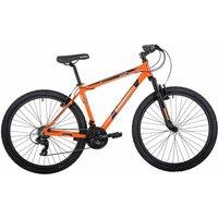 Barracuda Draco 2 Adult Mountain Bike 16 Inch Frame, Mango