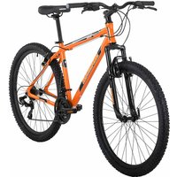 Barracuda Draco 2 Adult Mountain Bike 20 Inch Frame, Mango