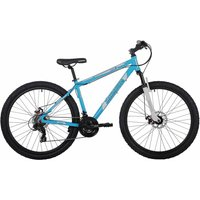 Barracuda Draco 3 Adult Mountain Bike 19 Inch Frame, Blue/White