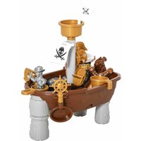 Zesty Kids Pirate Ship Sand and Water Play Table