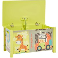 Liberty House Kid Safari Wooden Toy Box