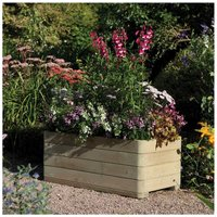 Rowlinson Garden Marberry Rectangular Planter