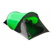 Summit Hydrahalt 2 Man Pop Up Tent 1500hh, Green/grey