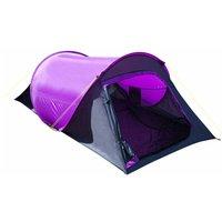 Summit Hydrahalt 2 Man Pop Up Tent 1500hh, Purple/grey