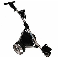 Charles Bentley Sport Electric Golf Trolley, Silver