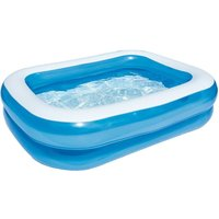 Bestway Inflatable Family Swimming Pool 7 Foot