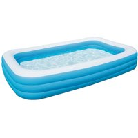 Bestway Deluxe Inflatable Family Pool 10 Foot