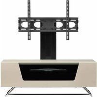 Alphason Chromium 1000 TV Cabinet with Bracket  Ivory