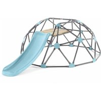 Plum Climbing Dome with Slide Large, Blue