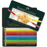 Image of Faber Castell Polychromos Colour Pencils Set of 12