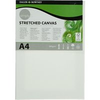 Daler Rowney Stretched Canvas Simply A4