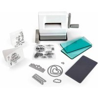 Sizzix Sidekick Embossing Die Cutting Machine Starter Kit