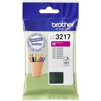 Brother LC3217 Ink Cartridge, Magenta