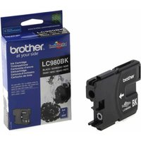 Brother LC980BK Ink Cartridge, Black