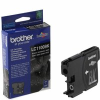 Brother LC1100BK Ink Cartridge, Black