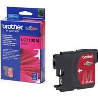 Brother LC1100M Ink Cartridge, Magenta
