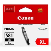 Canon Ink Cartridge CLI-581XL Black, Black